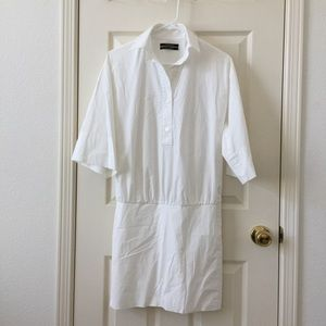 Club Monaco shirt dress